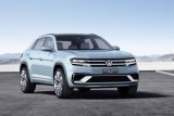 CONCEPT: Volkswagen Cross Coupé GTE