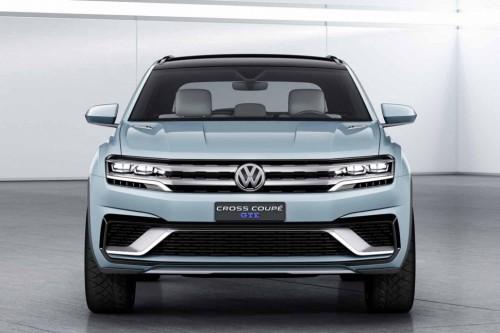 CONCEPT: Volkswagen Cross Coupé GTE