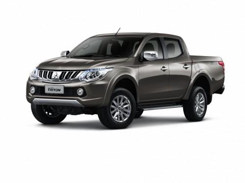 GENEVA 2015: Noul Mitsubishi L200