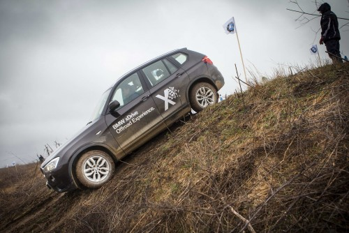 BMW xDrive Offroad Experience