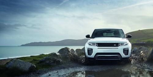 GENEVA 2015: Range Rover Evoque 2016
