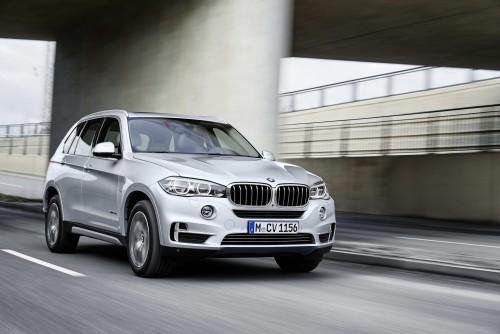 Primul hybrid plug-in BMW: X5 xDrive40e