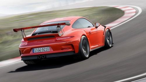 OFICIAL: Porsche 911 GT3 RS