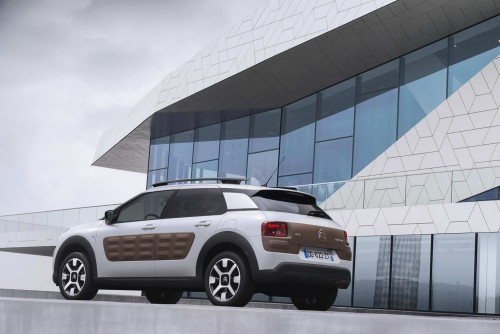 "Citroen C4 Cactus câștigă titlul de ""2015 WORLD CAR DESIGN OF THE YEAR"" la New York"