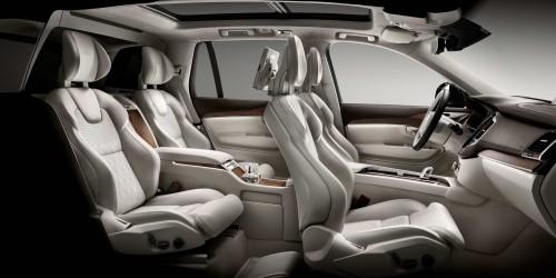 "Volvo XC90 ""Excellence"" va fi prezentat la Salonul Auto de la Shanghai"
