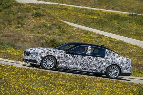 Primele informații oficiale despre BMW Seria 7 2016 G11/G12