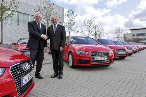 """Audi participă cu noi proiecte la """"Electric Mobility Showcase"""""""