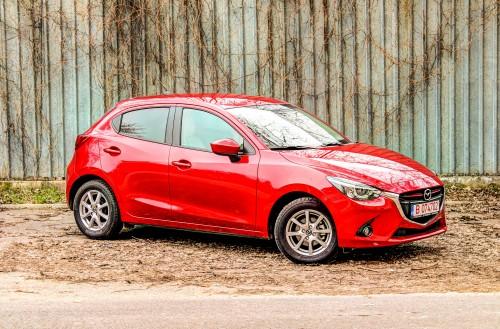 Mazda 2 G115 Revolution Top MT6