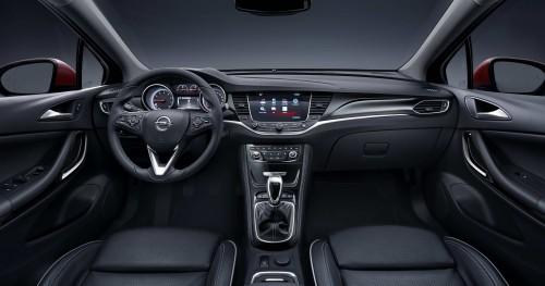 OFICIAL: Primele detalii și fotografii cu noul Opel Astra K