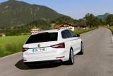Skoda Superb a obținut 5 stele la testele EuroNCAP