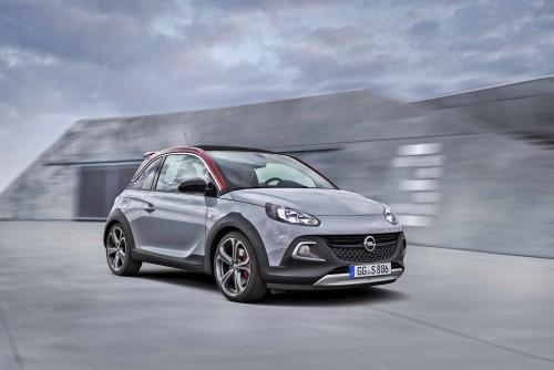 OFICIAL: Opel ADAM ROCKS S, prețurile și informațiile pentru România