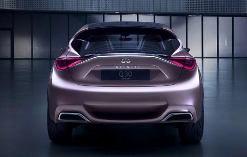 Infiniti va lansa Q30 la Salonul Auto de la Frankfurt