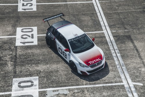 OFICIAL: Peugeot 308 Racing Cup