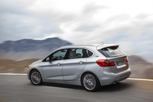 Noutăţile BMW la Salonul Auto de la Frankfurt (IAA) 2015
