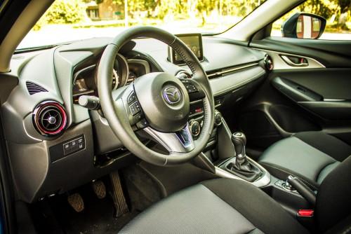Mazda CX-3 G120 MT6 Attraction 4x2