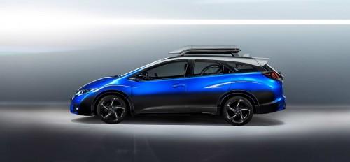 Honda la Salonul Auto Internațional de la Frankfurt