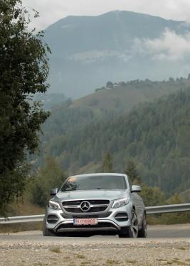 PRIM CONTACT: Noile SUV-uri Mercedes-Benz