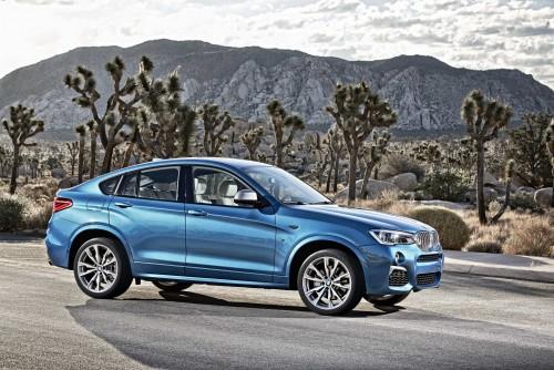 OFICIAL: BMW X4 M40i