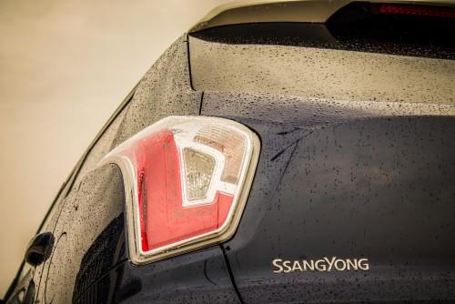 Ssangyong Tivoli 1.6 benzină 4x2 MT6 STD