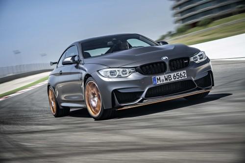 OFICIAL: BMW M4 GTS