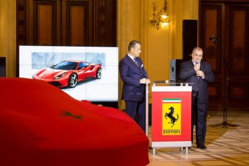 OFICIAL: Ferrari 488GTB, performanţe extreme