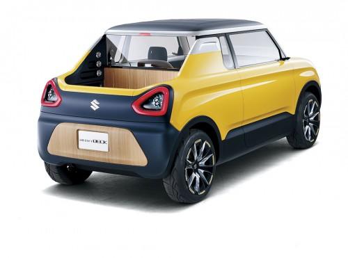 Suzuki expune 34 de modele la Salonul Auto de la Tokyo 2015