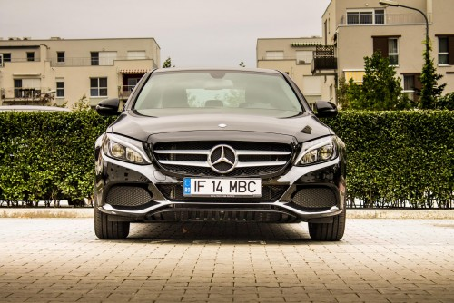 Mercedes-Benz C 160 W205 MT6