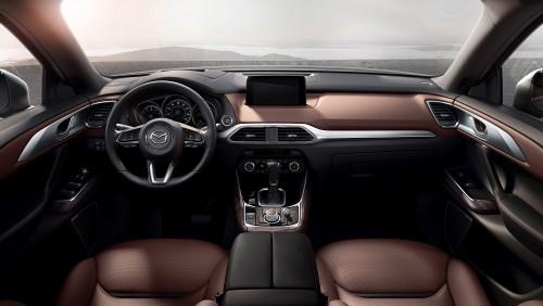 Mazda prezintă CX-9 și un motor turbo pe benzină