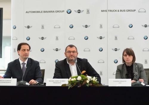 Vânzările Automobile Bavaria, în creștere
