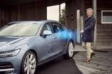 Prima mașină fără cheie este un Volvo