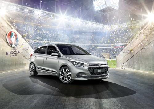 GENEVA 2016: Standul Hyundai