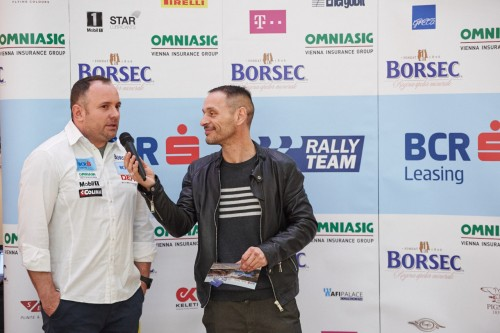 BCR Rally Team ia startul in al cincilea sezon