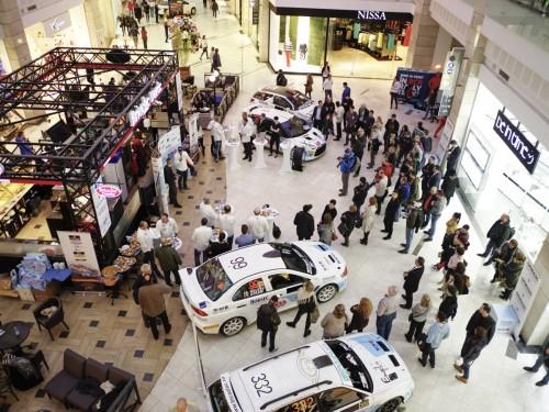 BCR Rally Team ia startul in al cincilea sezon