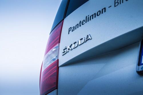 Skoda Yeti facelift 2.0 TDI 4x4 DSG