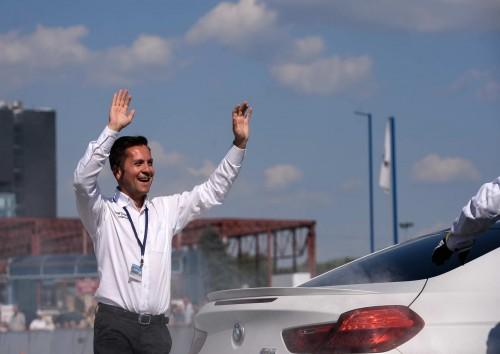 Claudiu David, unul dintre protagoniștii centenarului BMW între 9 şi 11 septembrie