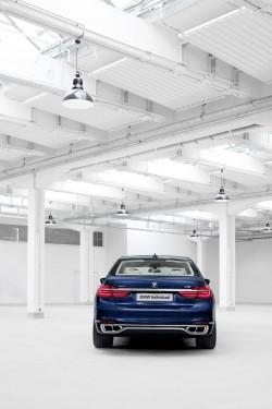 Ediție specială BMW Individual Seria 7 THE NEXT 100 YEARS
