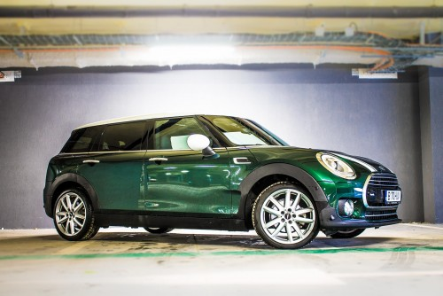 MINI Clubman Cooper D AT8
