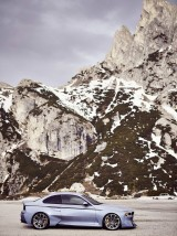 BMW 2002 Hommage prezentat la Concorso d'Eleganza Villa d'Este