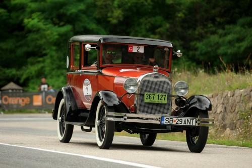 "3 zile cu ""parfum"" retro la Sibiu Rally Challenge"
