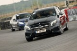 EVENIMENT: Cu modelele Mercedes-Benz pe circuit