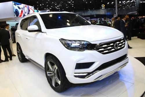 LIV-2 - Un nou SUV de la coreenii de la SsangYong in 2017