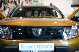 Dacia Duster a ajuns la 1 000 000 unități