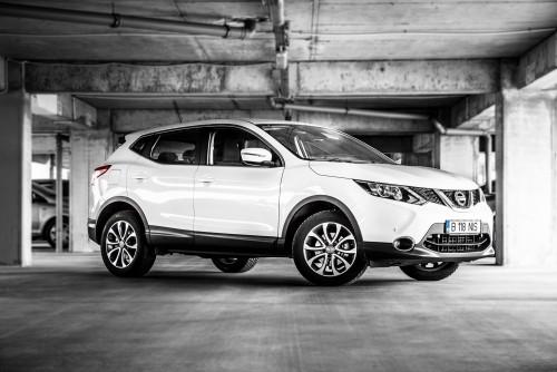 DRIVE TEST: Nissan Qashqai 1,5 dCi Acenta MT6