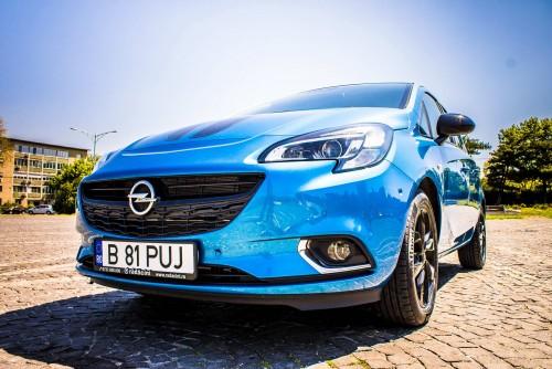 TEST DRIVE: Opel Corsa 1.0 TURBO ECOTEC MT6