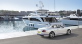 Bentley a lansat noul Continental GT Convertible Galene Edition by Mulliner