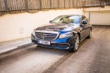 TEST DRIVE: Mercedes-Benz E 200 W213 AT9