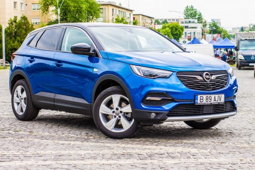 TEST DRIVE: Opel Grandland X 1.6 CDTI Innovation MT6