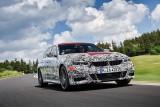 """BMW Seria 3 2019 a primit botezul focului în """"Infernul Verde"""""""
