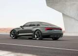 Noua vedetă a capitalei filmului: conceptcar-ul Audi e-tron GT