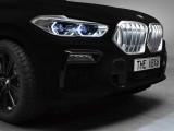 Cel mai negru negru din lume: BMW X6 Vantablack